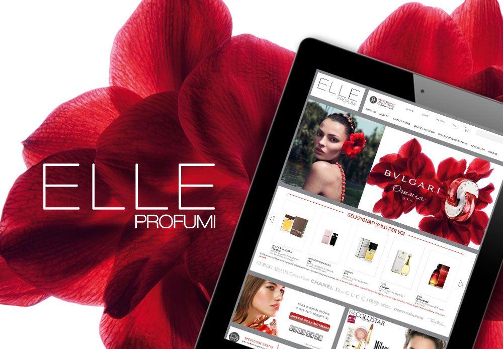 eCommerce - Vendita Online di profumi e prodotti di bellezza firmati a prezzi scontati