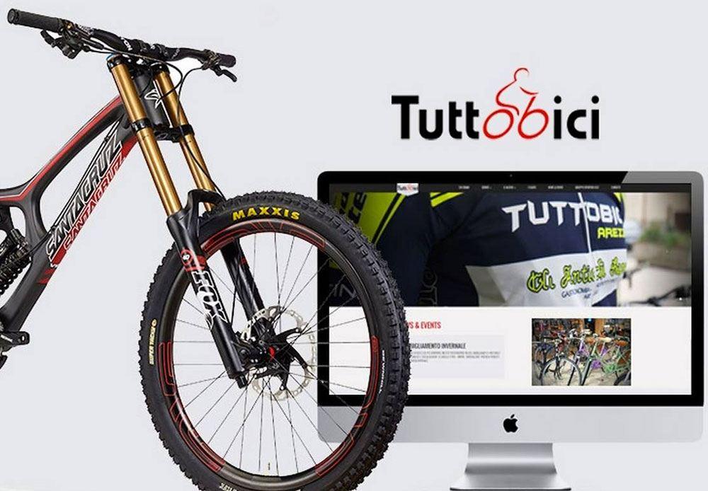 Tuttobici professionalita' ed esperienza per tutto quello che riguarda il mondo della bici !