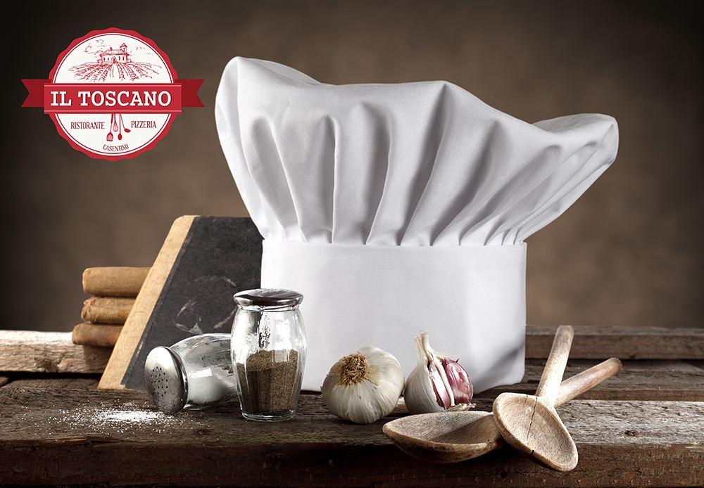Sito web per il Ristorante Osteria Il Toscano