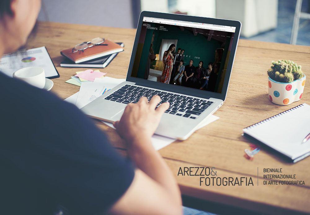 Sito web della mostra biennale di fotografia